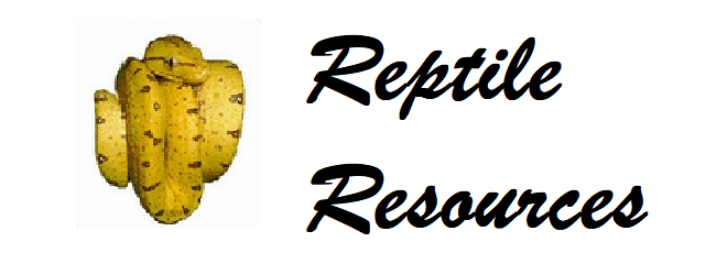 Reptile Resouces Shopify