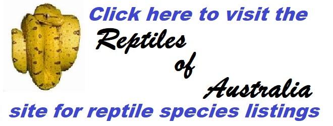 Reptiles of Australia
